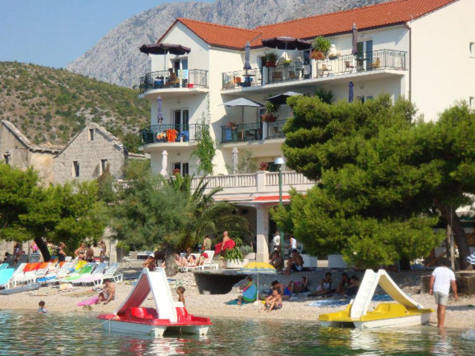 Villa Antunovic direkt am Strand Apartment Antunovic