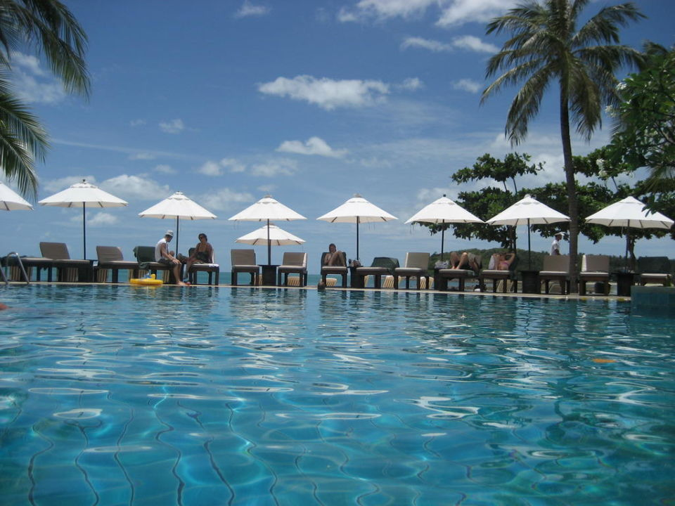 Poolanlage Hotel Nora Beach Resort & Spa