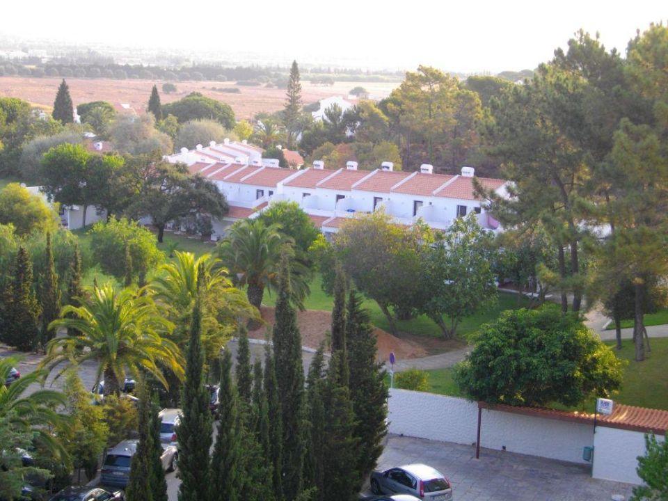 Quot Vue Du Couloir Donnant Aux Chambres Quot Hotel Alfamar Beach Amp Sport Resort In Albufeira