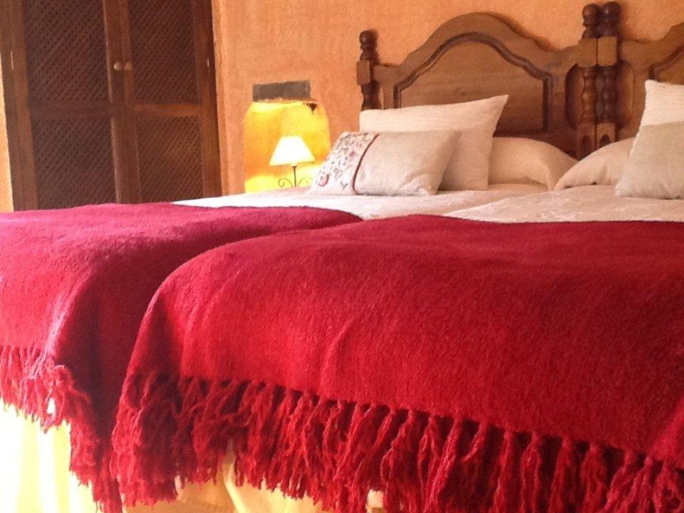 Dormitorio Finca Las Llanadas