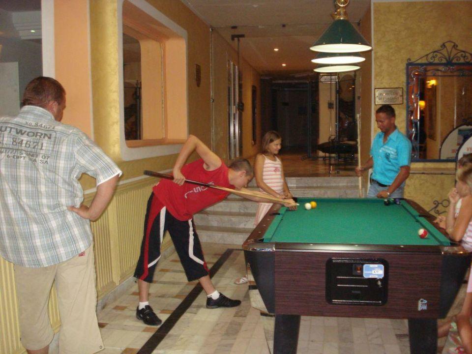 Rozrywka Hotel Hammamet Azur Plaza