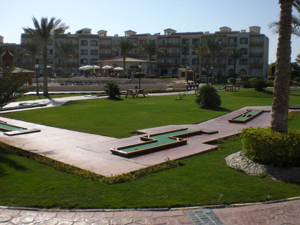 Zum Minigolf Dana Beach Resort