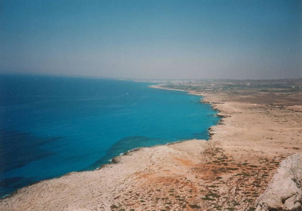 Aiya Napa / Zypern Kermia Beach Bungalows  (Vorgänger-Hotel – existiert nicht mehr)