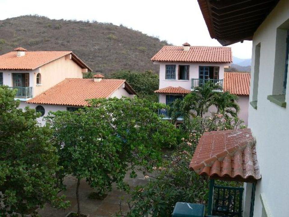Blick vom Balkon Dunes Hotel & Beach Resort