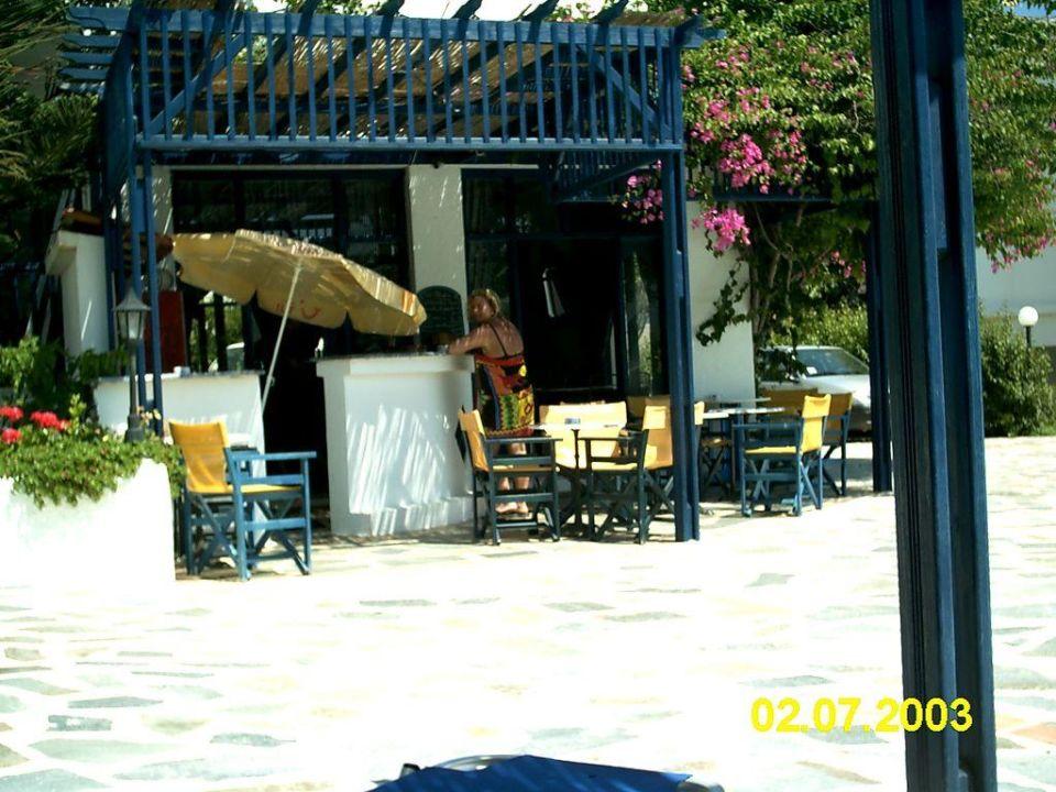 Bar im Popi Hotel Popi