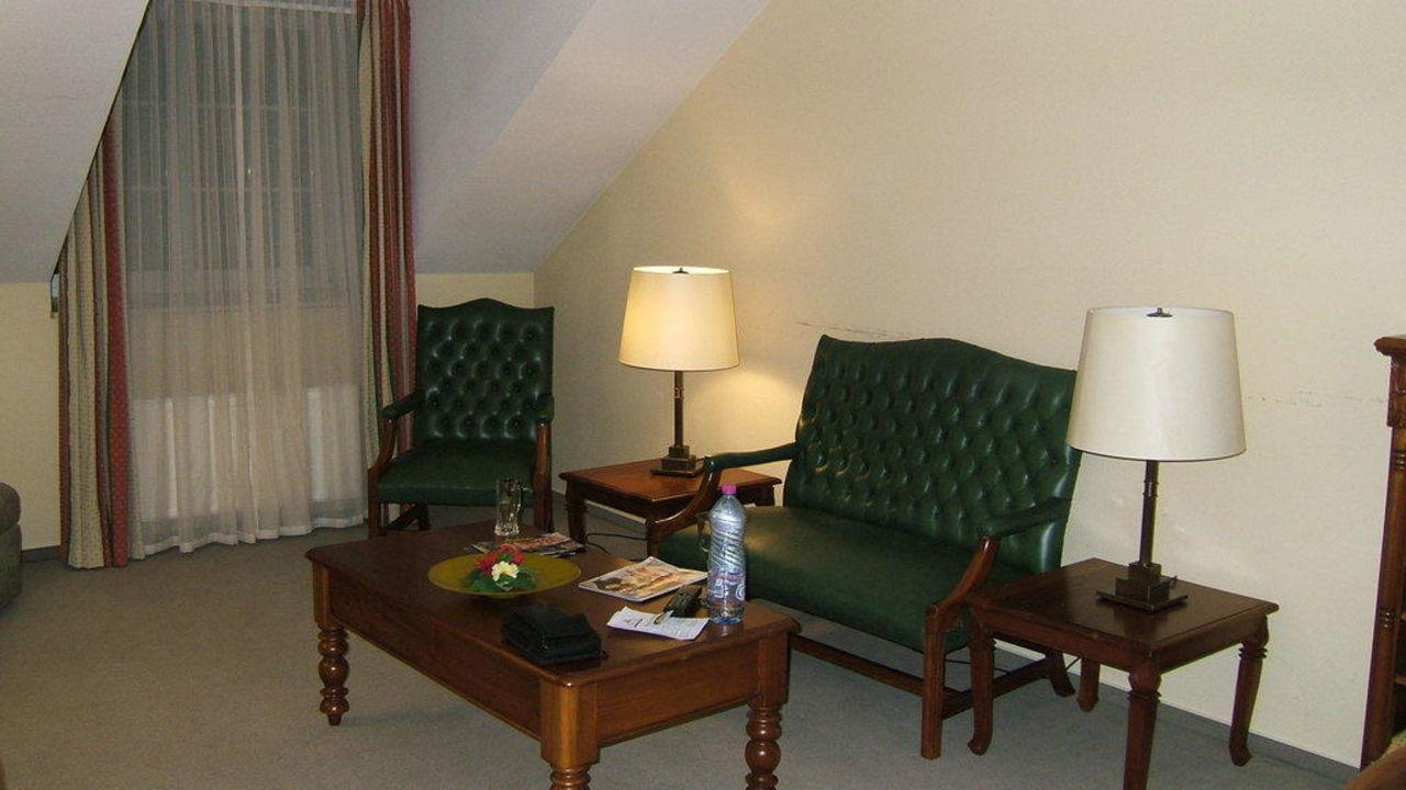 Gemütliche Sitzecke Traditionshotel Wilder Mann