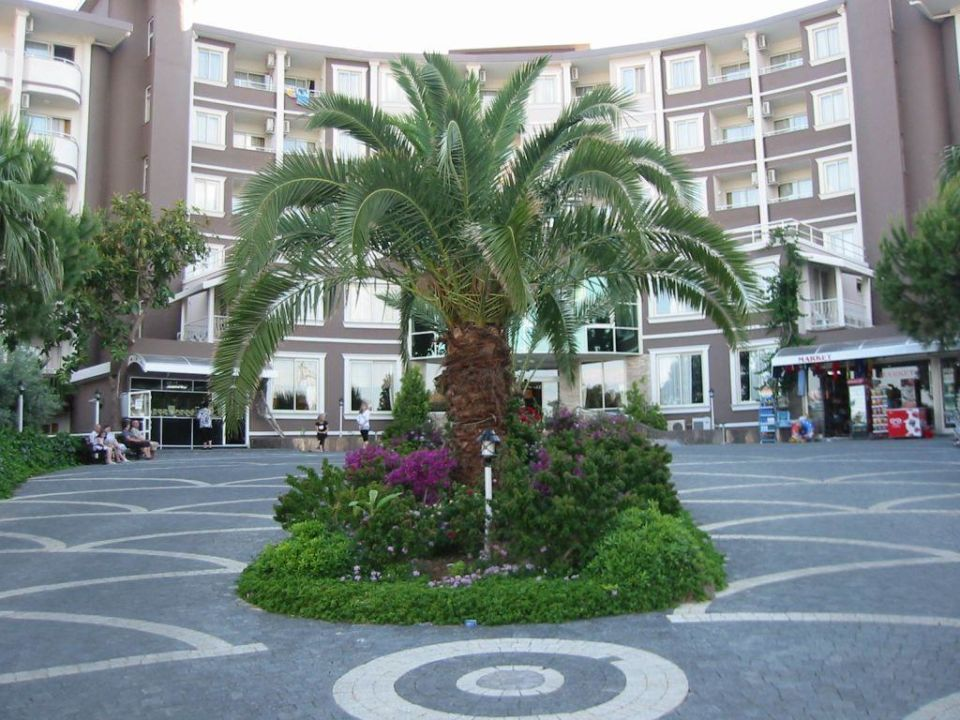 Eingangsbereich Side Alegria Hotel & Spa - Adults only
