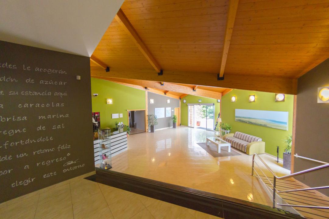 Lobby Hotel Pradillo Conil