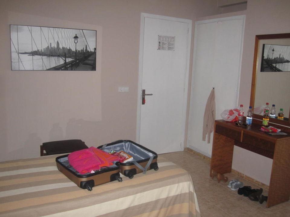 Schlafzimmer Hostal Playa De Palma