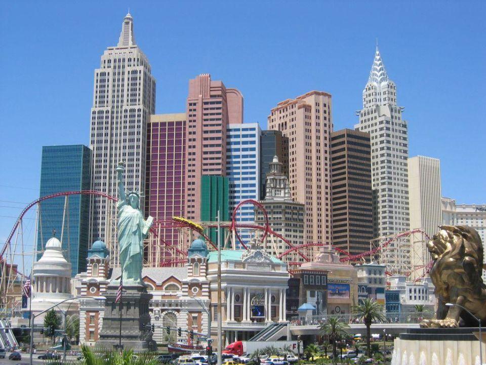 New Hotel In Vegas