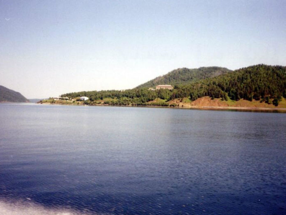 Hotel Baikal in Listwjanka Hotel Baikal