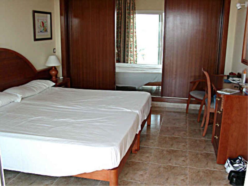 Sirenis Aura - Schlafzimmer Sirenis Hotel Club Aura