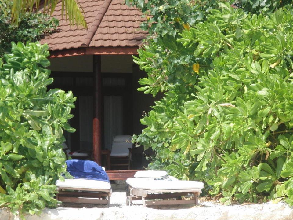 strandbungalow robinson club maldives viligili. Black Bedroom Furniture Sets. Home Design Ideas