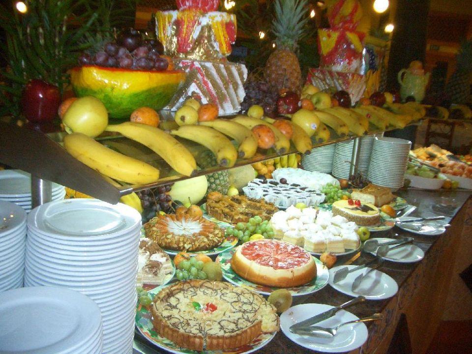 RIU Lupita - Buffet2 Hotel Riu Lupita