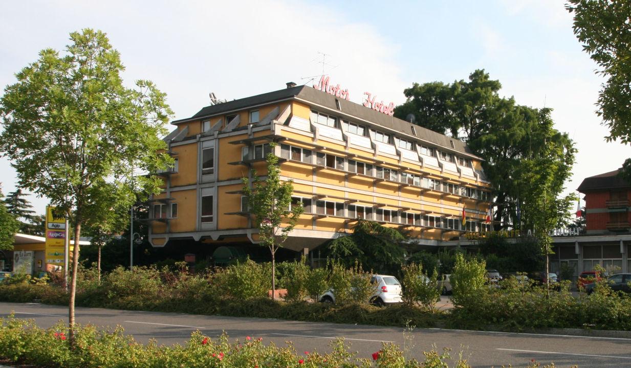 Außenansicht Ai Ronchi Motor Hotel