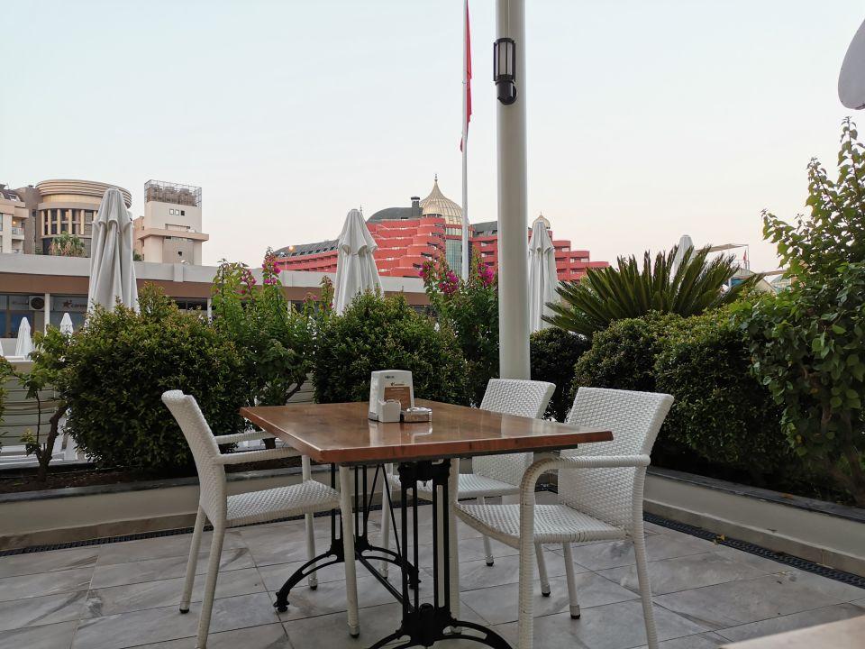Gastro Grand Park Lara Hotel