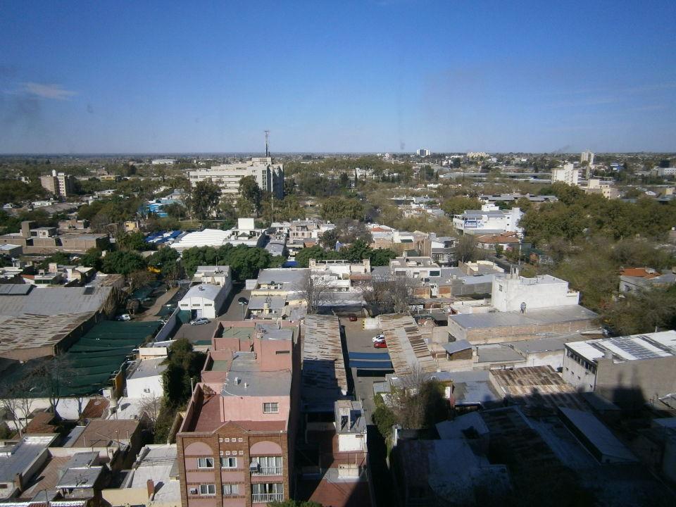 Blick aus unserem Zimmer Hotel Sheraton Mendoza
