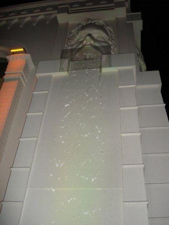 Wasserfällchen am Fulya Kamelya Collection Hotel Fulya