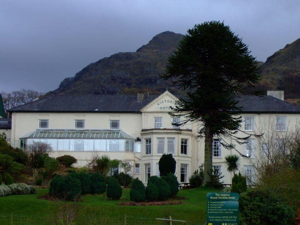 Die Schonste Seite Des Hotels Legacy Royal Victoria Hotel Snowdonia