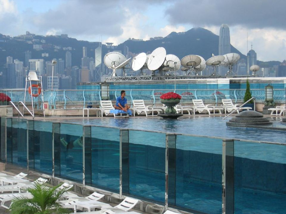 Hotelpool Hotel Harbour Grand Kowloon