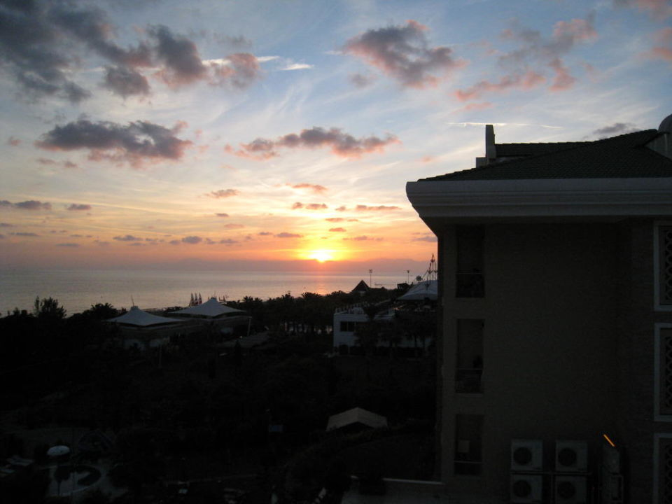 Sonnenuntergang Hotel Adalya Resort & Spa