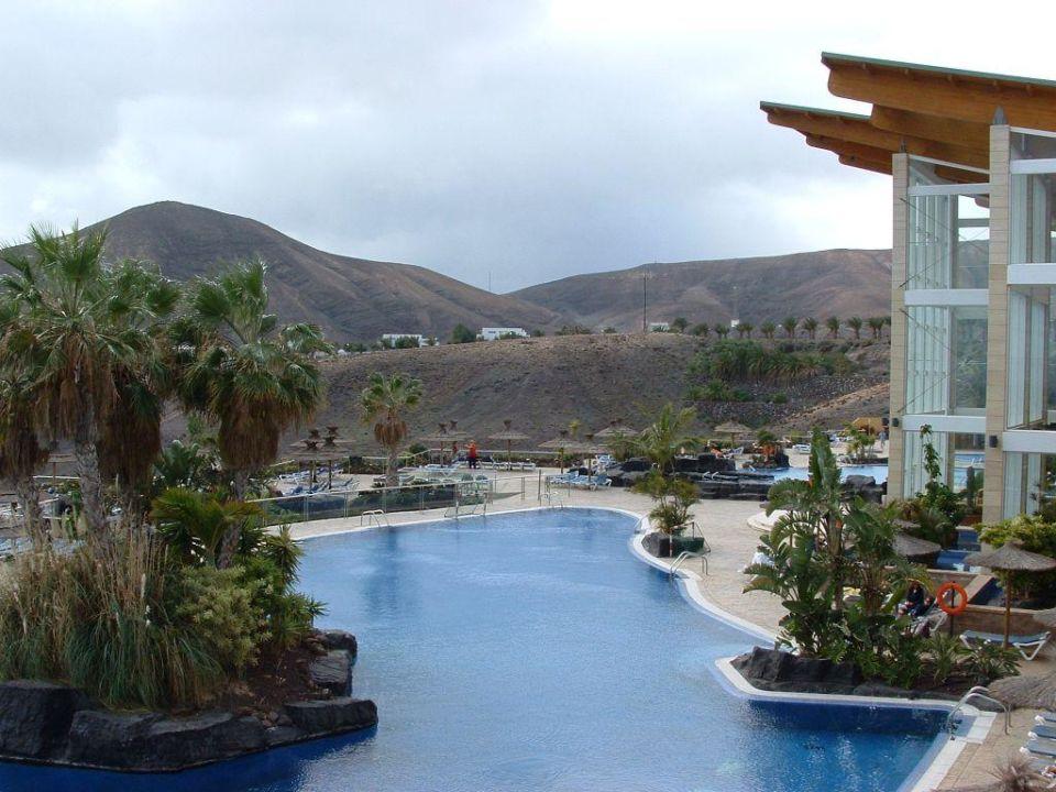 Poollandschaft Hotel Ambar Beach