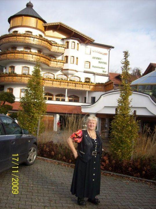 Frau Gsellhofer-Chefin vom Sport-und Wellnesshotel Wellness & Golf Resort Bayerischer Hof
