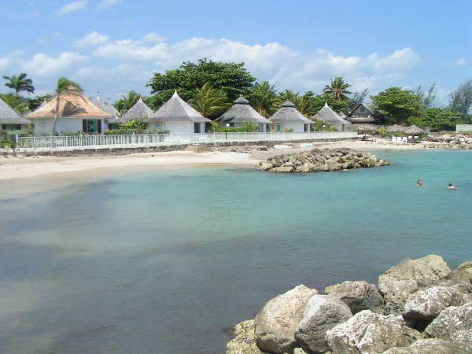 Meerblick Bungalows Hotel Royal Decameron Club Caribbean