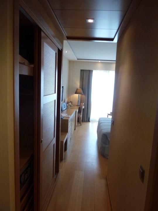 Eingang Zimmer 270 Las Arenas Balneario Resort