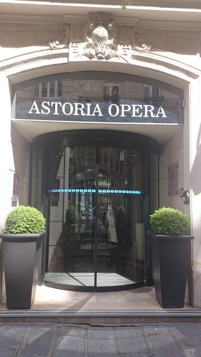 Hotel Astoria Astotel Paris