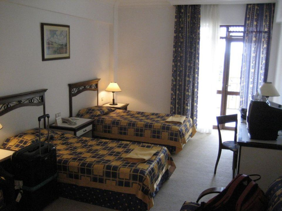 Hotelzimmer paloma oceana resort side kumk y for Komfortzimmer doppelzimmer unterschied