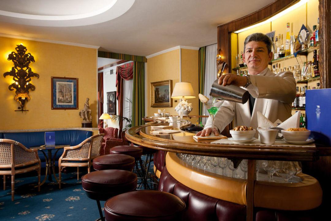 Bar Vic's Hotel Victoria Roma