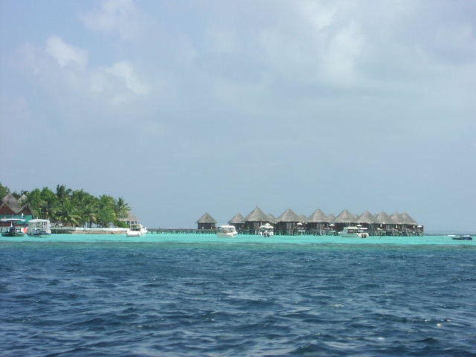 Insel auf den Weg zur Insel Eriyadu smartline Eriyadu