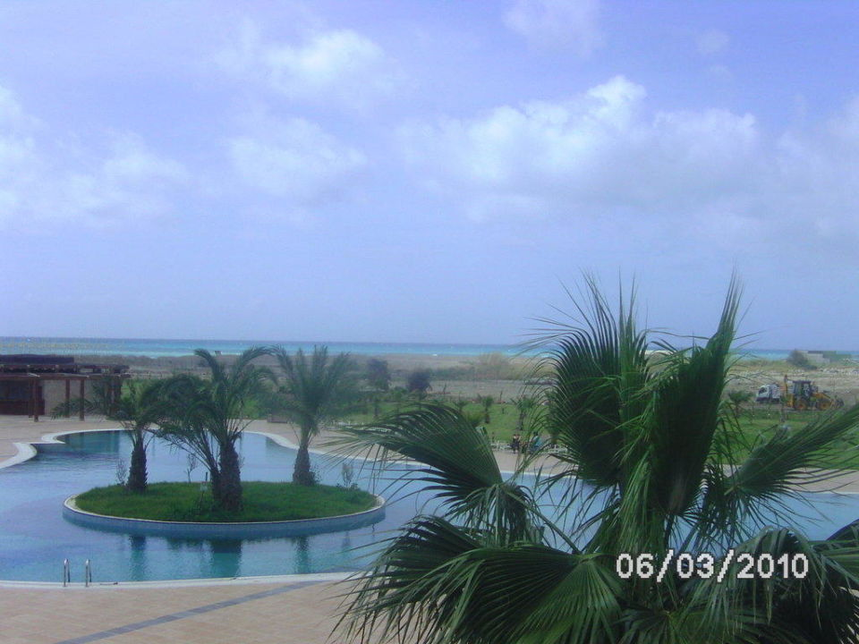 Was für ein Ausblick Seaden Sea World Resort & Spa Hotel