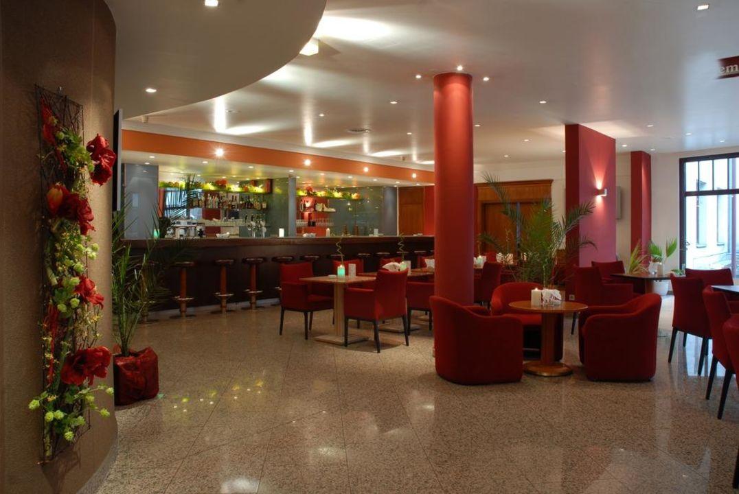 Hotellobby und Bar Hotel Favorita  (geschlossen)