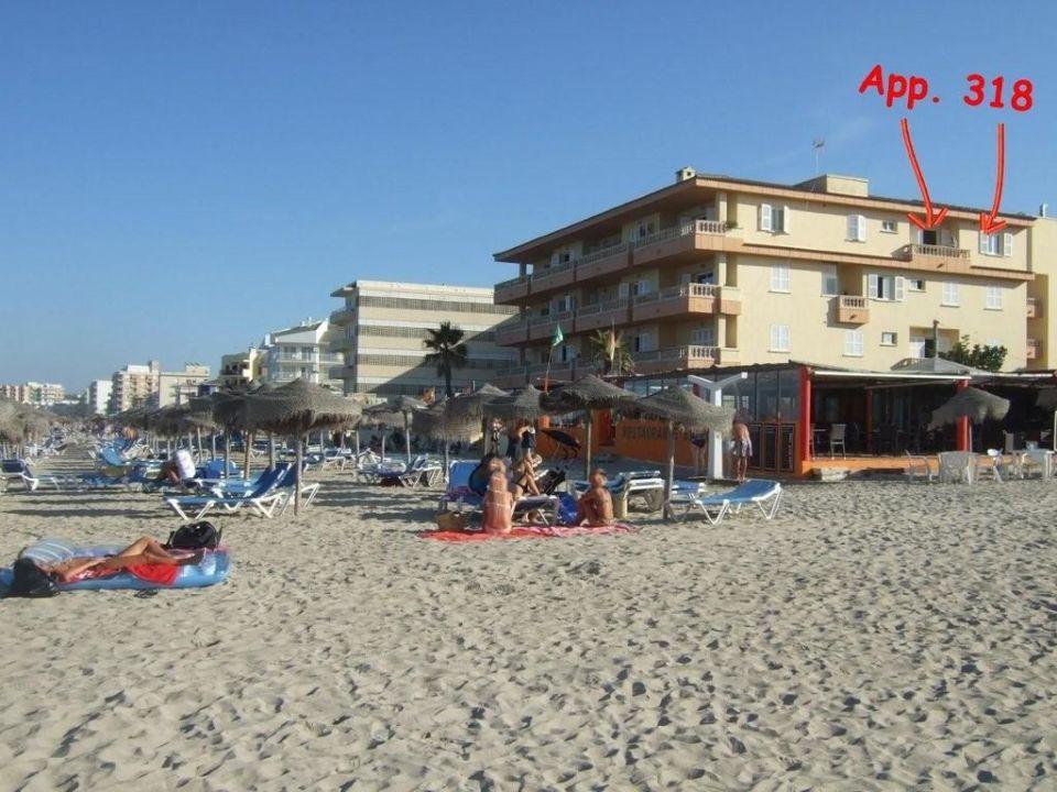Hotel direkt am strand am promenadenende hotel grupotel for Hotel in warnemunde direkt am strand