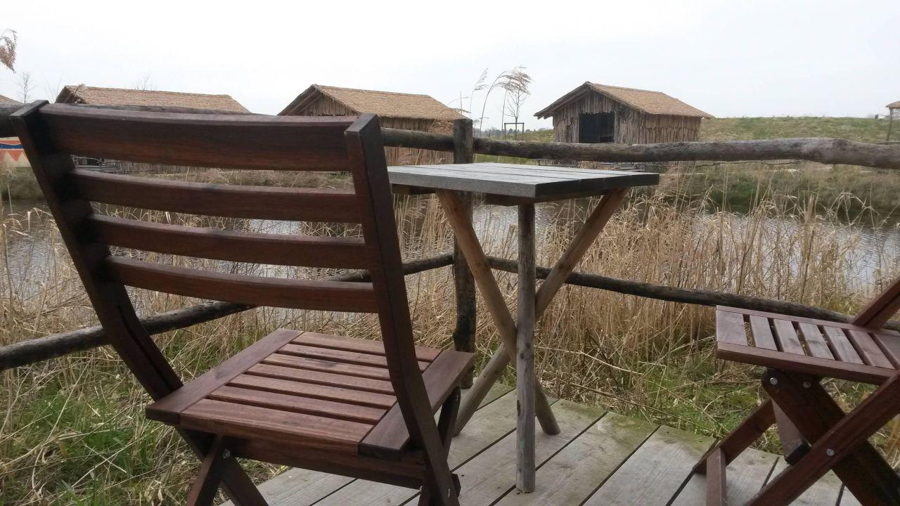 bild das masai mara haus zu serengeti park hodenhagen in hodenhagen. Black Bedroom Furniture Sets. Home Design Ideas