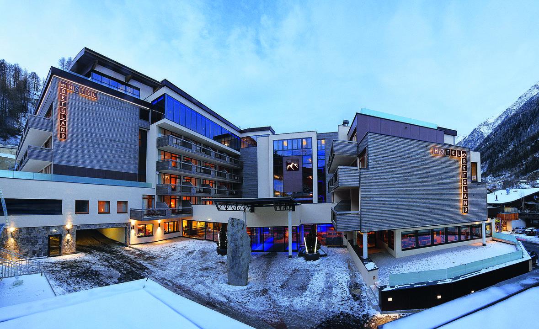 Das wellness und designhotel in s lden bergland hotel for Designhotel tirol