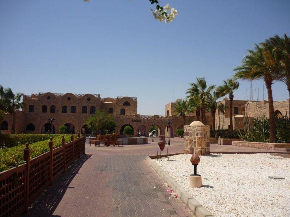 Plazabereich Mövenpick Resort El Quseir