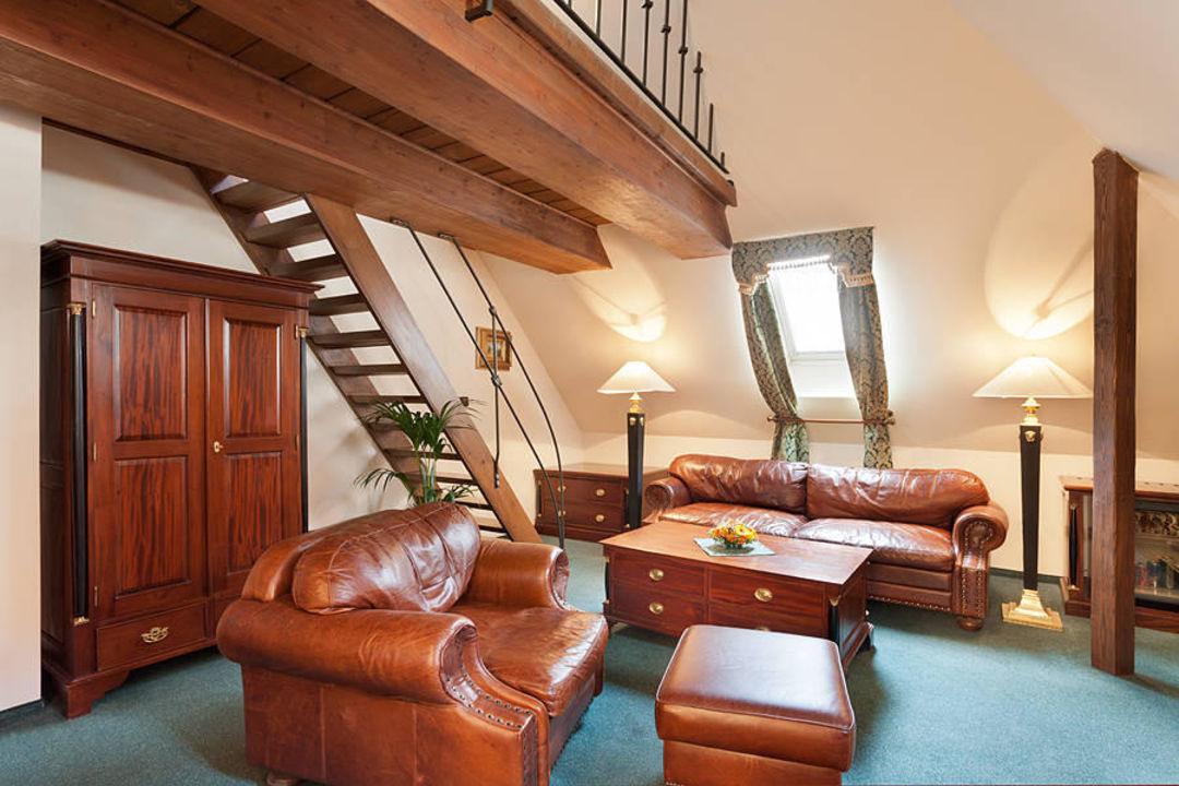 Deluxe Room Hotel U Zlateho Stromu