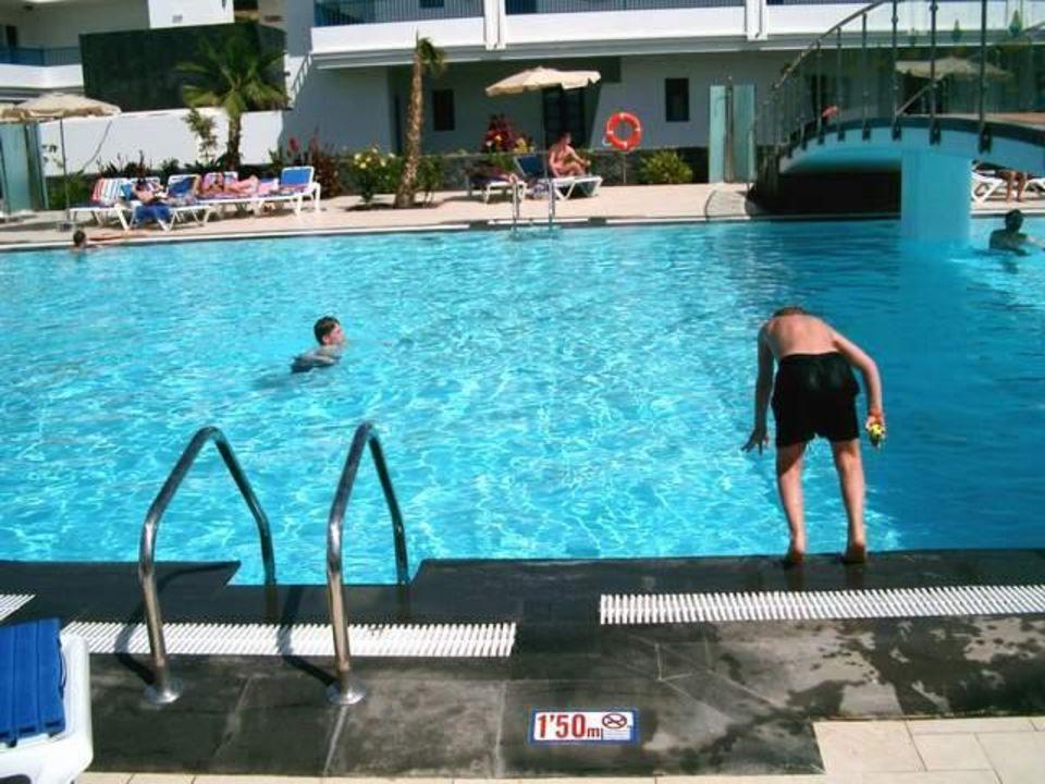 Club Alltoura Sun Island Playa-Blanca Hotel THB Tropical Island