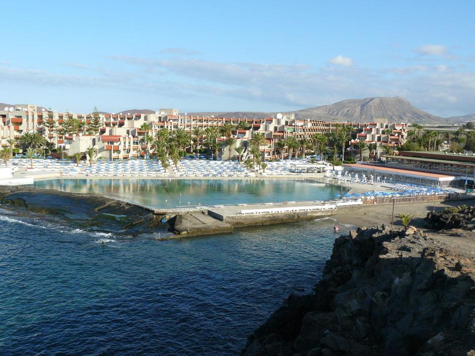 """Blick von oben"" Hotel Alborada Beach Club in Costa del"
