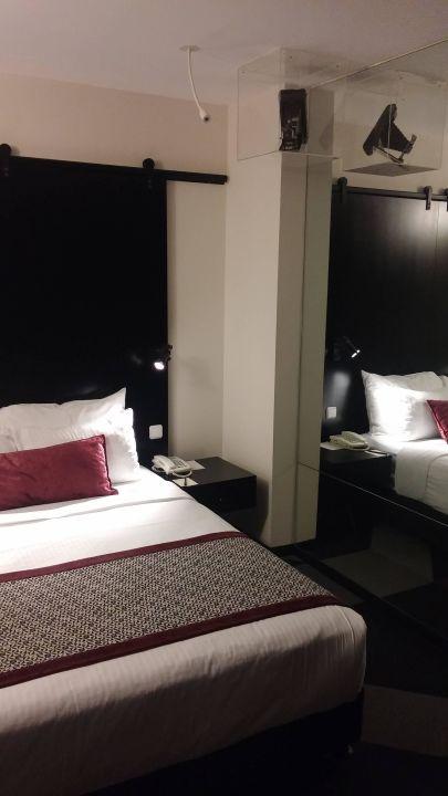 Klein, aber sehr sauber und gepflegt Hotel Cinema