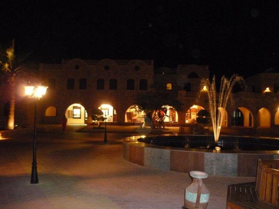 Plaza/ Eingangsbereich Mövenpick Resort El Quseir