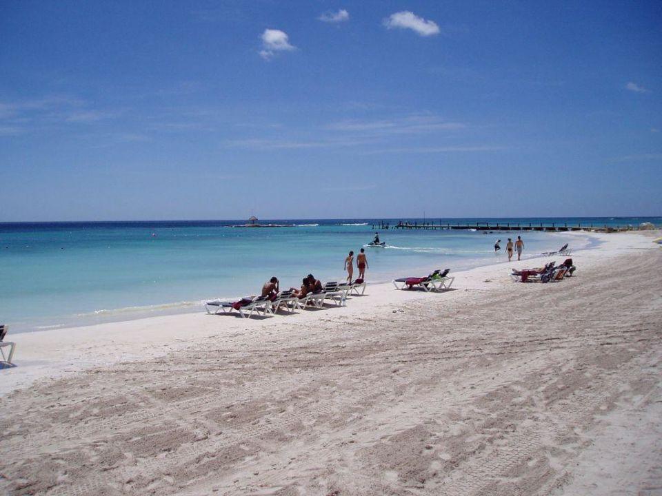 Strand Barceló Maya Beach