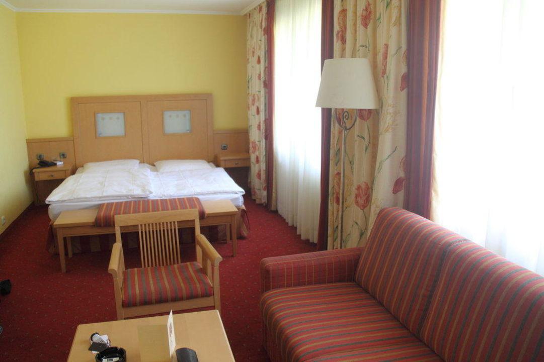 Zimmer 110 Park Hotel Am Berliner Tor Hamburg Holidaycheck