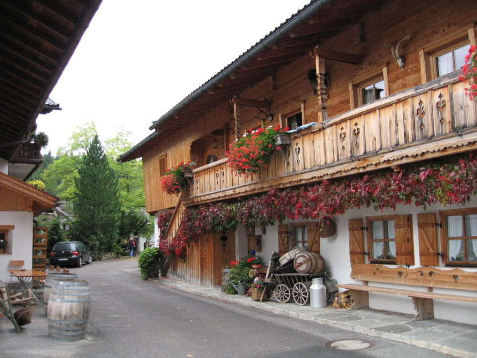 Privathaus Alpengasthof Gröbl Alm