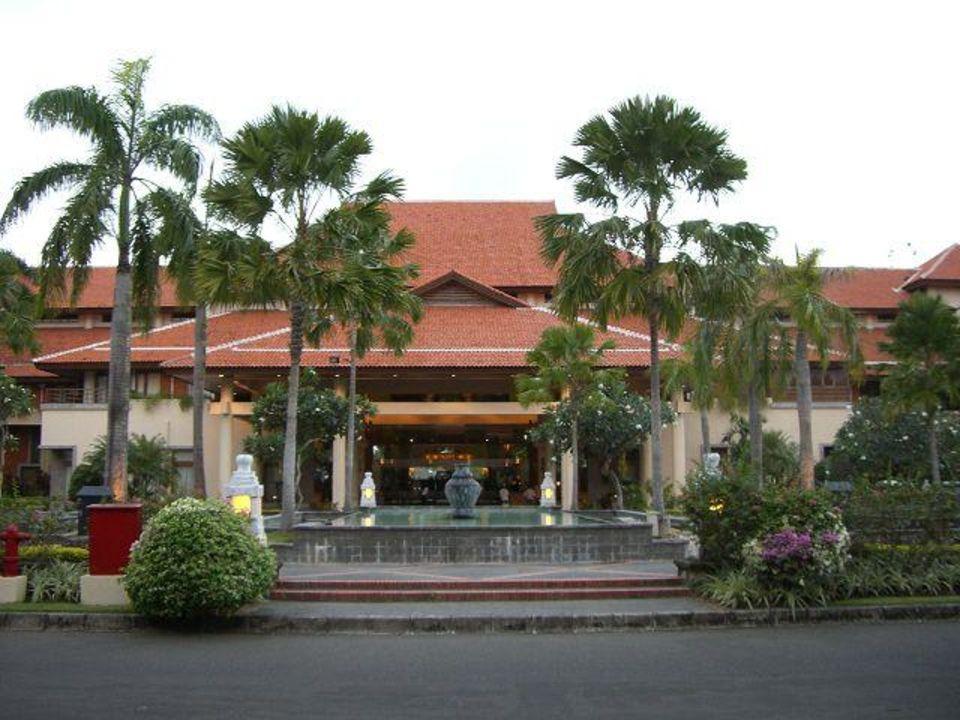 "Eingang ""The Westin Resort"" The Westin Resort Nusa Dua, Bali"