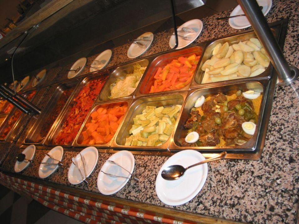Abendessen Hotel Meninx