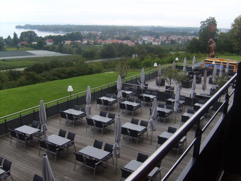 Tolle Terrasse Bodensee Hotel Sonnenhof Kressbronn Holidaycheck